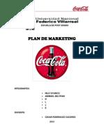 Plan de Mkt Coca Cola Word