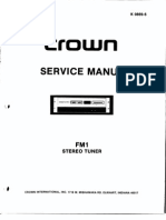 Radio Crown FM-1
