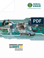 Serial System Ltd Annual Report 2013