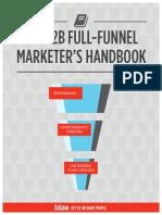 Bizo WP B2B Full Funnel Handbook