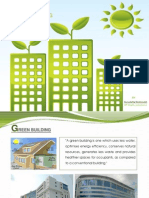 Presentation on LEED Green Building Rating Systems