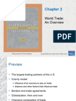 Chapter 2 - World Trade - An Overview