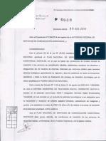 Propuesta Plan Nacional Servicios Comunicación Audiovisual Digitales - Res. AFSCA N°938 de 2014.pdf