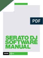 Serato DJ Software Manual - English