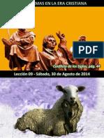 Lección 09 - Reformas en La Era Cristiana