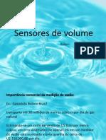 Trabalho Sensores de Volume