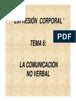 Exprecion Corporal II
