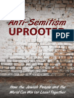 Anti Semitism Uprooted