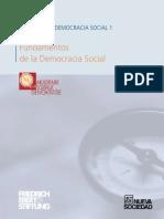 Fundamentos de La Social Democracia