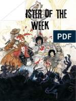 Monster of the Week Players Guide