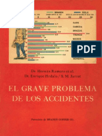 Accidentes y Suicidios en Chile 1958