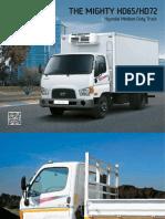 17465 hd 65 hd 72 truck brochure