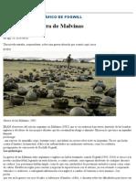 Pichis en La Guerra de Malvinas _ Noticias Uruguay y El Mundo Actualizadas - Diario EL PAIS Uruguay