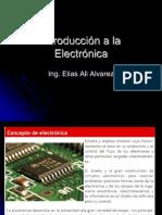 TEMA 3 Introducción a La Electrónica