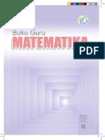 Buku Pegangan Guru Matematika Sma Kelas 11 Kurikulum 2013