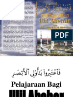 Imtiaz Ahmad - Pelajaran Bagi Ulil Abshar