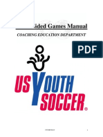 small sided games manual - revised 20110906