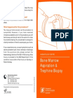 bone marrow brochure