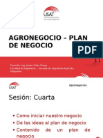 Sesion IV Plan Negocio