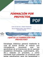 4. Formacion Por Proyectos