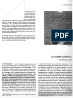 12 La Ciudad Generica r Koolhaas