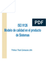 ISO9126