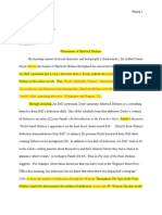 highlight draft critical reading response - copy