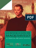 La revolución de Maquiavelo. El Príncipe 500 años después - Sazo Muñoz, Diego (ed.).pdf