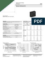 ENG DS SDTR Series Relay Data Sheet E 0411