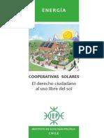 Cooperativas Solares. El Derecho Ciudadano Al Uso Libre Del Sol