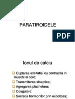 paratiroidele