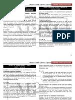 Jurisdiction Case Doctrines (Compilation)