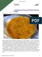 Dal _ Kitchen