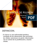 Cancer Pulmon Neumo 2014