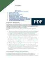 Evaluación de Inversiones (Univ. Cuba)