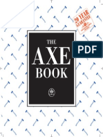 The Axe Book by Gränsfors Bruks