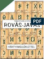 Temesvari Gabilla Katul Rovas Javas