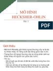Mô Hình Hecksher-ohlin2