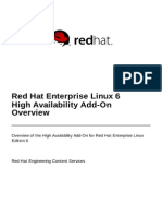 Red Hat Enterprise Linux-6-High Availability Add-On Overview-En-US