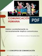 Comunicacion Humana 1