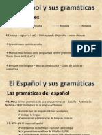 Español y Su Gramatica
