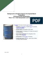 Imperial Barrel Kingdom Exercises