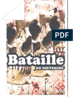 Bataille, Georges - On Nietzsche