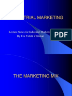 Industrial Marketing