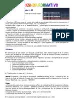 Workshop Formativo
