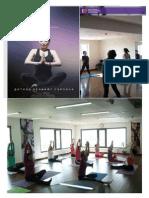 GANAyoga иогийн сургалтын төвийн сургалтын хөтөлбөр