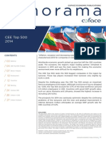 Coface Cee Top 500-2014-Booklet