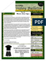 Parent Bulletin Issue 4 SY1415