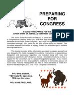 Preparing for Congress 2010