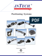 Complete Positioning Systems 01-17-2003